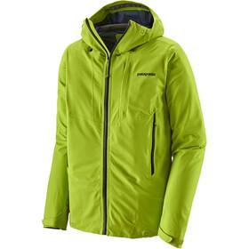 Patagonia Galvanized Jacket Herre peppergrass green